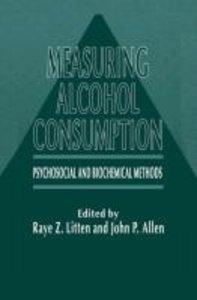Measuring Alcohol Consumption