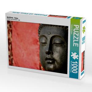 BUDDHA - Ruhe 1000 Teile Puzzle quer