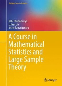 A Course in Mathematical Statistics and Large Sample Theory