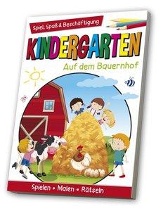 Kindergarten - Auf dem Bauernhof