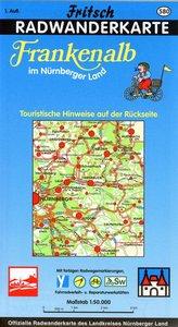 Frankenalb im Nürnberger Land 1 : 50 000