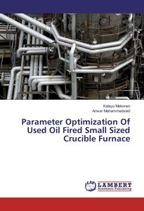 Parameter Optimization Of Used Oil Fired Small Sized Crucible Fu