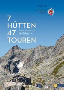 7 Hütten - 47 Touren