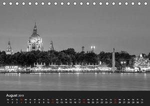 Hannover Monochrome Impressionen (Tischkalender 2019 DIN A5 quer