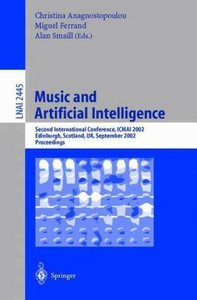 Music and Artificial Intelligence
