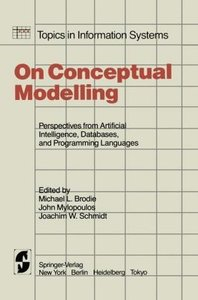 On Conceptual Modelling