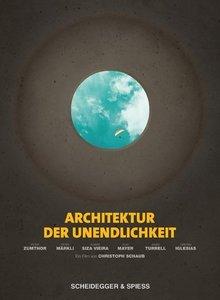 Architektur der Unendlichkeit, mit Buch, 1 DVD-Video