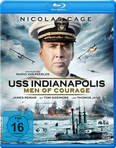USS Indianapolis: Men of Courage, 1 Blu-ray