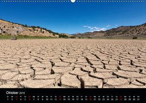 Naturwunder im Südwesten der USA (Wandkalender 2019 DIN A2 quer)