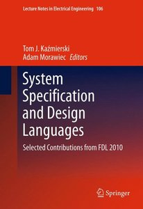 System Specification and Design Languages