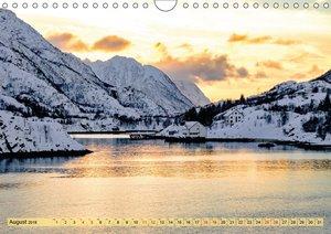 Norwegen auf Südkurs mit dem Postschiff