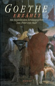 Goethe erzählt