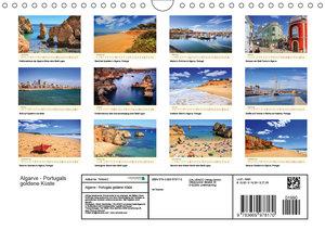 Algarve - Portugals goldene Küste (Wandkalender 2019 DIN A4 quer