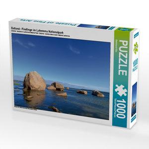 Estland - Findlinge im Lahemma Nationalpark 1000 Teile Puzzle qu