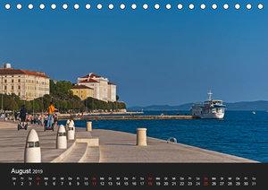 Grüße aus Kroatien (Tischkalender 2019 DIN A5 quer)