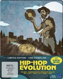 Hip Hop Evolution-Limited Edition Futurepak