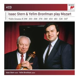 Stern and Bronfman Play Violin Concertos
