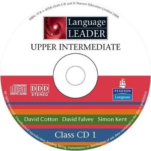 Language Leader Upper Intermediate Class. CD