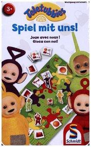 Teletubbies - Spiel mit uns!