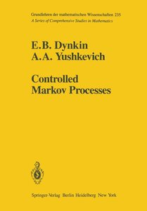 Controlled Markov Processes