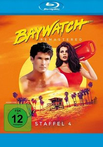 Baywatch HD-Staffel 4 (4 Blu-rays