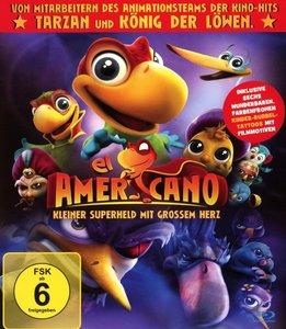 El Americano-Kleiner Superheld Mit Grossem Herz