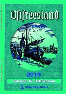 Ostfreesland Kalender 2019