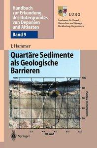 Handbuch zur Erkundung des Untergrundes von Deponien und Altlast
