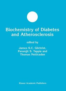 Biochemistry of Diabetes and Atherosclerosis