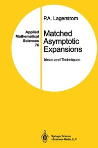 Matched Asymptotic Expansions