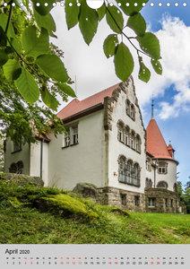 JELENIA GÓRA Hirschberg und idyllisches Umland (Wandkalender 202