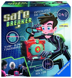 Ravensburger 223305 Safe Breaker