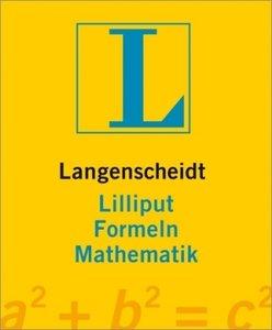 Langenscheidt Lilliput Formeln Mathematik