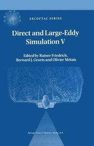 Direct and Large-Eddy Simulation V