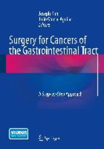 Surgery for Cancers of the Gastrointestinal Tract