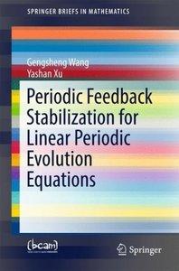 Periodic Feedback Stabilization for Linear Periodic Evolution Eq