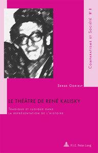 Le théâtre de René Kalisky