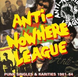 Punk Singles & Rarities 1981-84