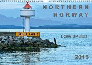 NORTHERN NORWAY - LOW SPEED! (Wall Calendar 2015 DIN A3 Landscap