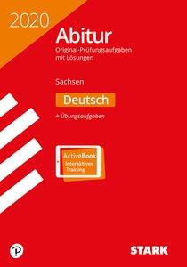Abitur 2020 - Sachsen - Deutsch GK/LK, Ausgabe mit ActiveBook
