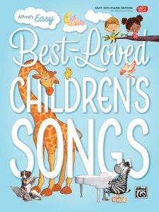 Alfred\'s Easy Best-Loved Children\'s Songs