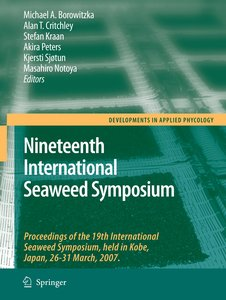 Nineteenth International Seaweed Symposium