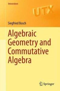 Algebraic Geometry and Commutative Algebra