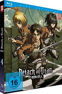 Attack on Titan - Blu-ray 4