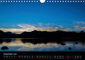 Images from the Lake District (Wall Calendar 2020 DIN A4 Landsca