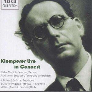 Klemperer - live in Concert