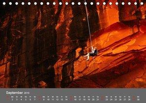 Bergsteigen .- Extremsport am Limit