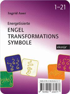 Heilende Engel-Transformationssymbole, 21 Symbolkarten