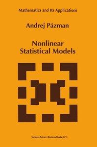 Nonlinear Statistical Models