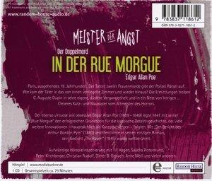 Der Doppelmord In Der Rue Morgue